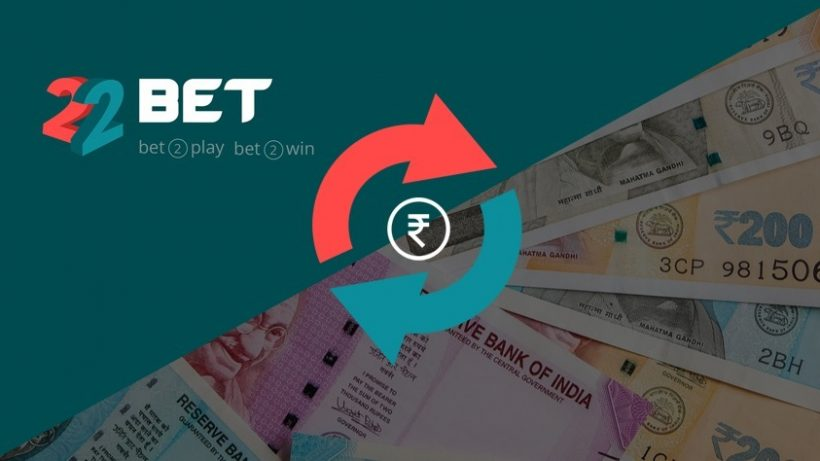 Can I Deposit Indian Rupees on 22Bet