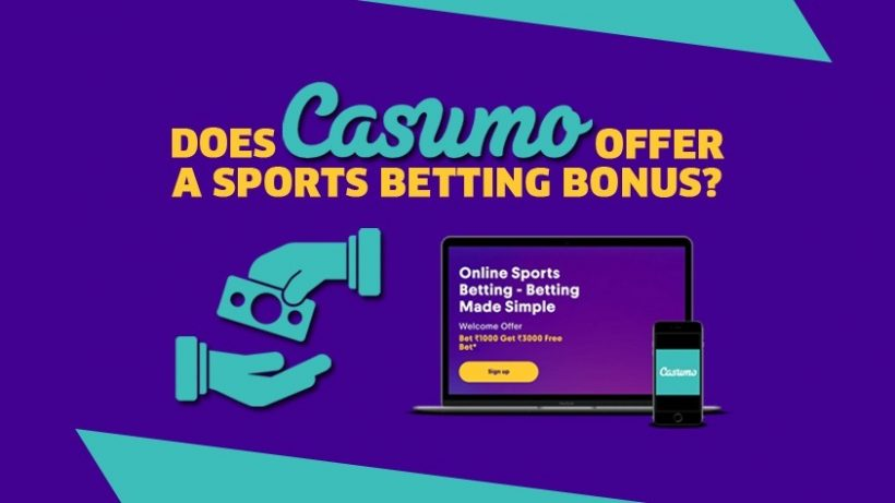 Does Casumo Offer a Sports Betting Bonus