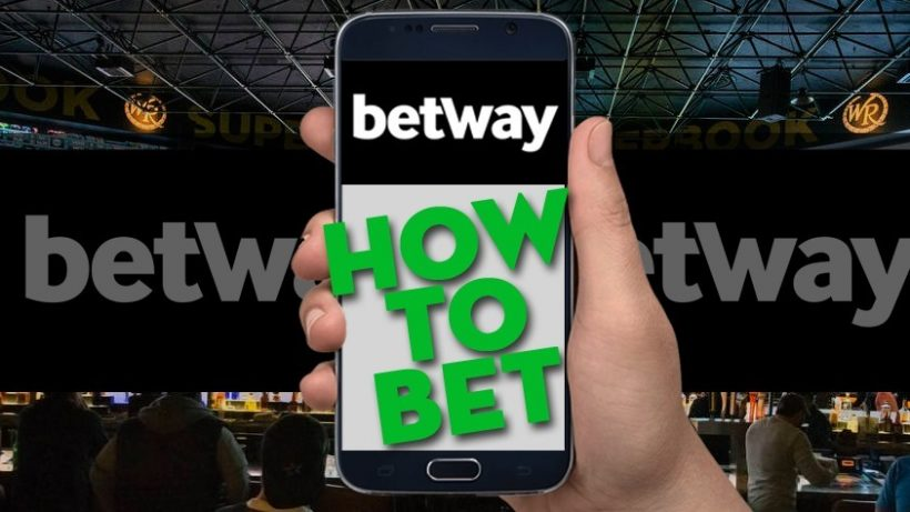how to place a bet on betway