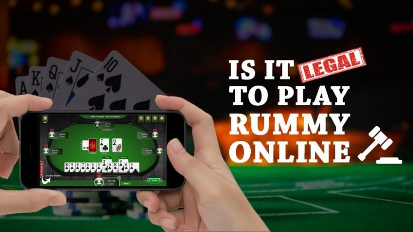 Is it Legal to Play Rummy Online