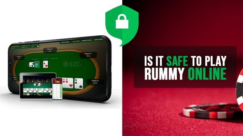 Is it Safe to Play Rummy Online