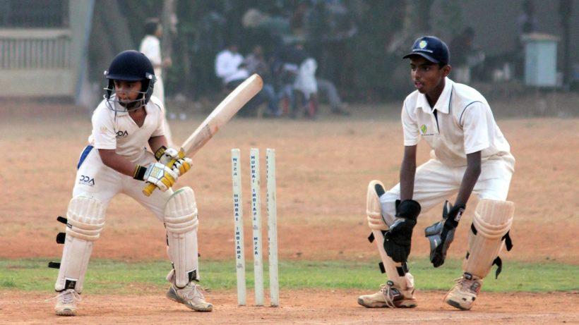 cricket, action